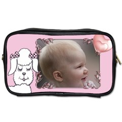 Pretty As A Picture Toiletries Bag (2 Sided) By Deborah   Toiletries Bag (two Sides)   48shjzq7fan7   Www Artscow Com Front