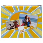 Beach-Vacation-Summer XXXL cosmetic bag - Cosmetic Bag (XXXL)