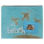 beach vacation XXXL cosmetic bag - Cosmetic Bag (XXXL)