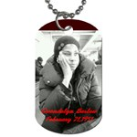 Mother and Daughter Team - Dog Tag (Two Sides)