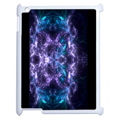 Skull And Monster Apple Ipad 2 Case (white) by crypt