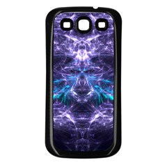 Skull And Monster Samsung Galaxy S3 Back Case (black) by crypt