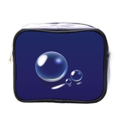 Bubbles 7 Mini Travel Toiletry Bag (one Side)