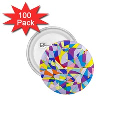 Fractured Facade 1 75  Button (100 Pack) by StuffOrSomething