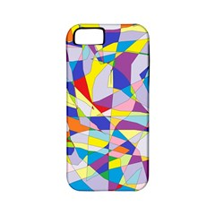 Fractured Facade Apple Iphone 5 Classic Hardshell Case (pc+silicone) by StuffOrSomething