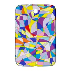 Fractured Facade Samsung Galaxy Note 8.0 N5100 Hardshell Case  by StuffOrSomething