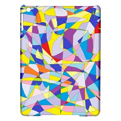 Fractured Facade Apple Ipad Air Hardshell Case by StuffOrSomething