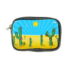 Cactus Coin Purse by NickGreenaway