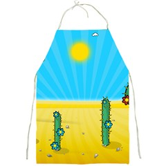Cactus Apron by NickGreenaway