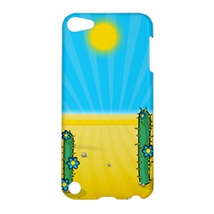 Cactus Apple Ipod Touch 5 Hardshell Case by NickGreenaway