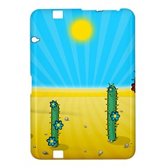Cactus Kindle Fire Hd 8 9  Hardshell Case by NickGreenaway
