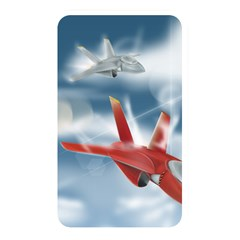 America Jet Fighter Air Force Memory Card Reader (rectangular) by NickGreenaway