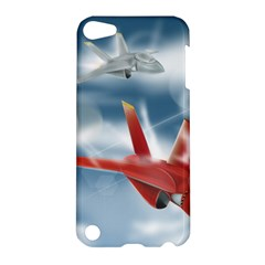 America Jet Fighter Air Force Apple Ipod Touch 5 Hardshell Case by NickGreenaway