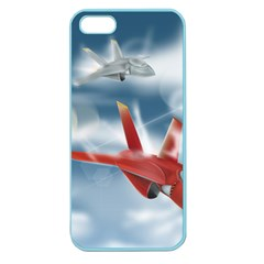America Jet Fighter Air Force Apple Seamless Iphone 5 Case (color) by NickGreenaway