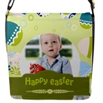 easter - Flap Closure Messenger Bag (S)
