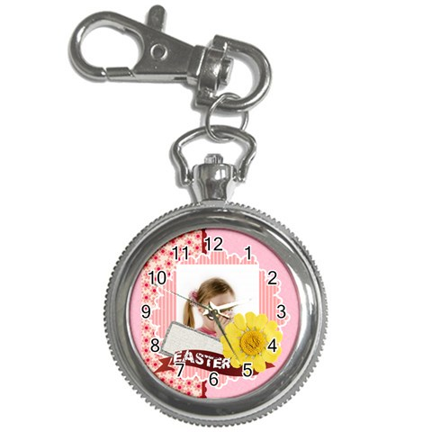 Easter By Easter   Key Chain Watch   D64jvuh0wvm3   Www Artscow Com Front