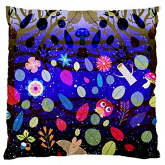 Magic Glade Large Cushion Case (Two Sided)  by Contest1848470
