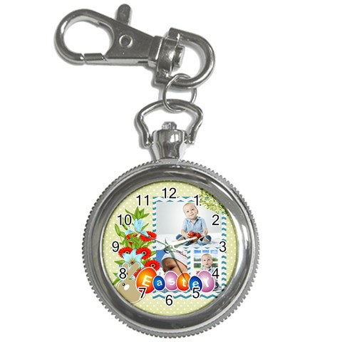 Easter By Easter   Key Chain Watch   Larz7hx8imuv   Www Artscow Com Front