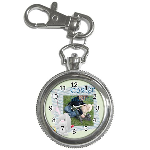 Easter By Easter   Key Chain Watch   Y62ufcta7z6w   Www Artscow Com Front