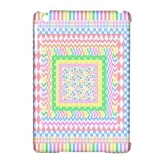 Layered Pastels Apple Ipad Mini Hardshell Case (compatible With Smart Cover) by StuffOrSomething