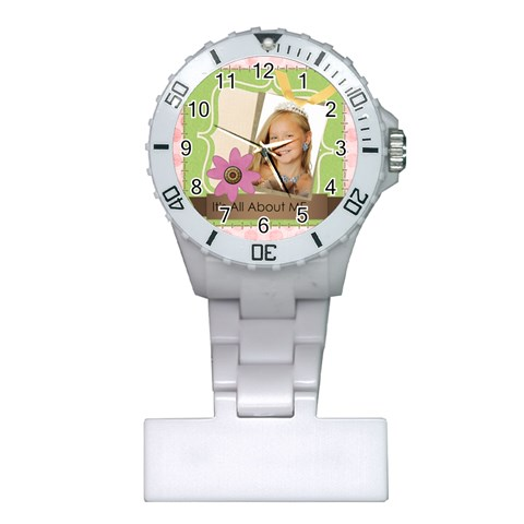 Kids By Kids   Plastic Nurses Watch   A5nahh7ha1t1   Www Artscow Com Front