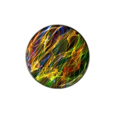Colourful Flames  Golf Ball Marker 10 Pack (for Hat Clip) by Colorfulart23