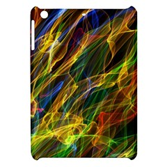 Colourful Flames  Apple Ipad Mini Hardshell Case by Colorfulart23