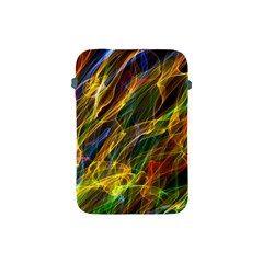 Colourful Flames  Apple Ipad Mini Protective Sleeve by Colorfulart23