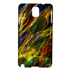 Colourful Flames  Samsung Galaxy Note 3 N9005 Hardshell Case