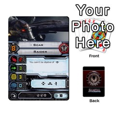 Bsg Attack Wing By Michael   Playing Cards 54 Designs   Be3ef55tvyg5   Www Artscow Com Front - Spade3