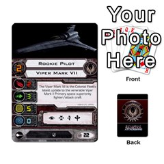 Bsg Attack Wing By Michael   Playing Cards 54 Designs   Be3ef55tvyg5   Www Artscow Com Front - Heart10