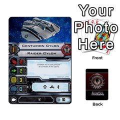Bsg Attack Wing By Michael   Playing Cards 54 Designs   Be3ef55tvyg5   Www Artscow Com Front - Spade10