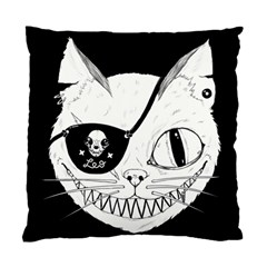 Cat Pirate s Life for Me Cushion Case (Two Sided)  by Contest1879409