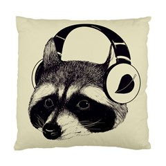 Raccoon Cushion Case (Two Sided)  by Contest1879409