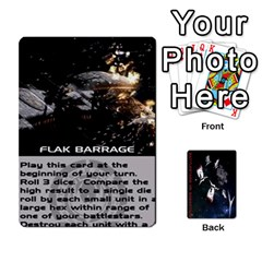 Battlestars Vs Basestars Human Deck By Michael   Playing Cards 54 Designs   Mhk8m3nxjvgr   Www Artscow Com Front - Heart8