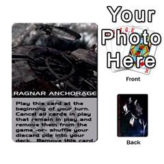 Ace Battlestars Vs Basestars Human Deck By Michael   Playing Cards 54 Designs   Mhk8m3nxjvgr   Www Artscow Com Front - DiamondA