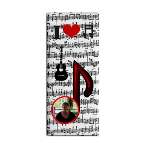 Music Hand Towel By Joy Johns   Hand Towel   Vqitxwplvqwj   Www Artscow Com Front