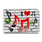 music small door mat - Small Doormat