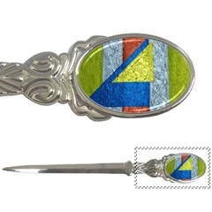 Abstract Letter Opener by Siebenhuehner