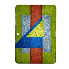 Abstract Samsung Galaxy Tab 2 (10 1 ) P5100 Hardshell Case  by Siebenhuehner