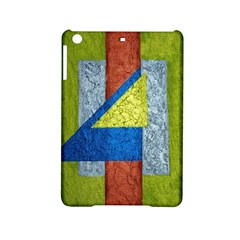 Abstract Apple Ipad Mini 2 Hardshell Case by Siebenhuehner