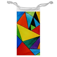 Abstract Jewelry Bag by Siebenhuehner