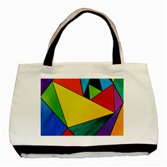 Abstract Classic Tote Bag by Siebenhuehner