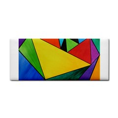 Abstract Hand Towel by Siebenhuehner