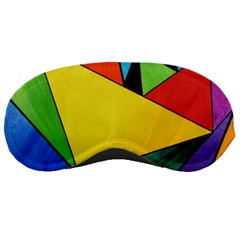 Abstract Sleeping Mask by Siebenhuehner