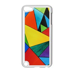 Abstract Apple Ipod Touch 5 Case (white) by Siebenhuehner