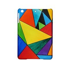 Abstract Apple Ipad Mini 2 Hardshell Case by Siebenhuehner