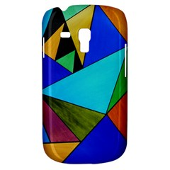 Abstract Samsung Galaxy S3 Mini I8190 Hardshell Case by Siebenhuehner