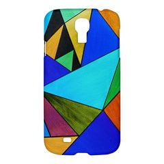 Abstract Samsung Galaxy S4 I9500/i9505 Hardshell Case by Siebenhuehner