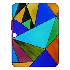 Abstract Samsung Galaxy Tab 3 (10 1 ) P5200 Hardshell Case  by Siebenhuehner